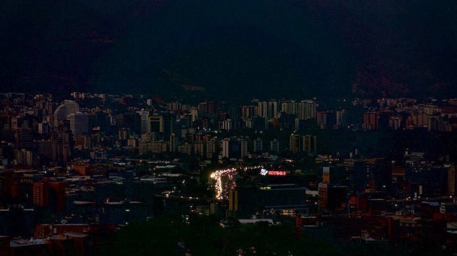 Venezuela: Il Blackout elettrico