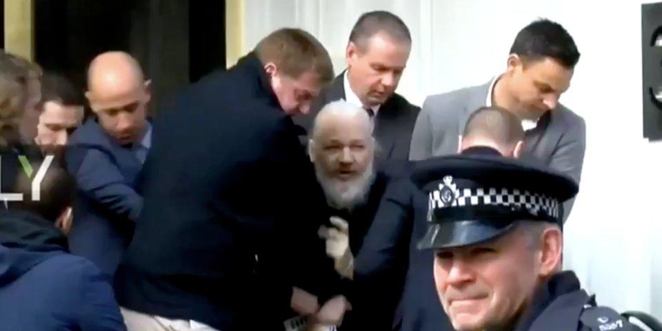 Moreno, il traditore, ha condannato Julian Assange ad una probabile pena di morte