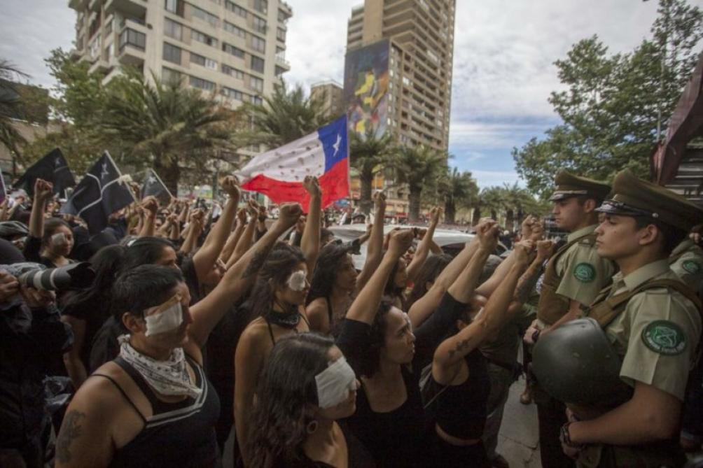 Cile, un marzo ricaricato