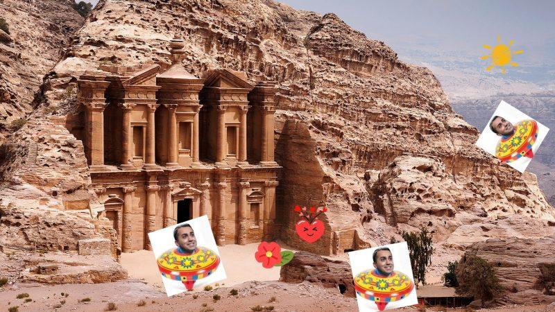Trotolino amoroso ad Amman