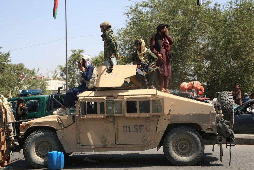 Disavventure statunitensi: l'arsenale dimenticato in Afghanistan