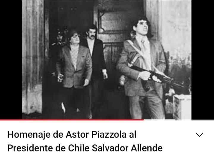 Salvador Allende 1970-2021 Diario confuso e bastardo VIII