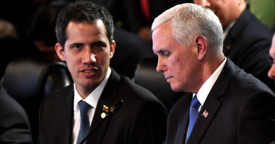 USA – lettera aperta di oltre 120 accademici contro l'azione del Governo sul Venezuela