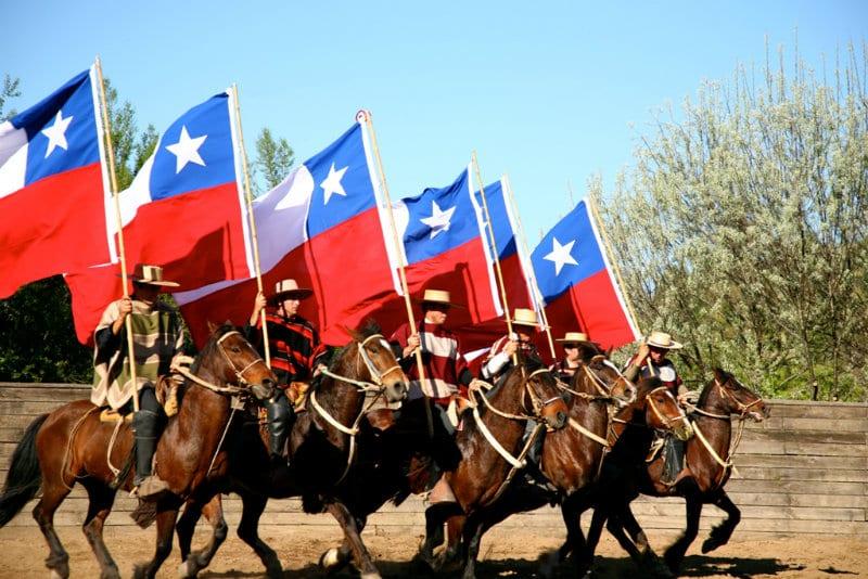 A propósito de la fiestas patrias y de los diversos septiembres chilenos