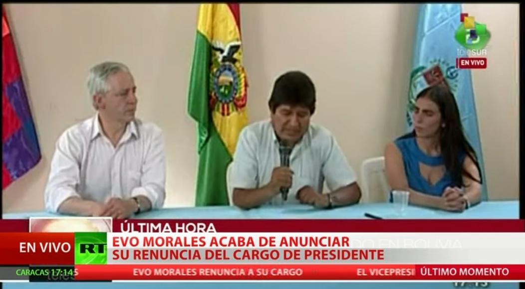 In Bolivia il golpe è arrivato