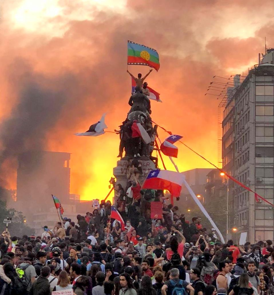 Los condenados, círculo latinoamericano