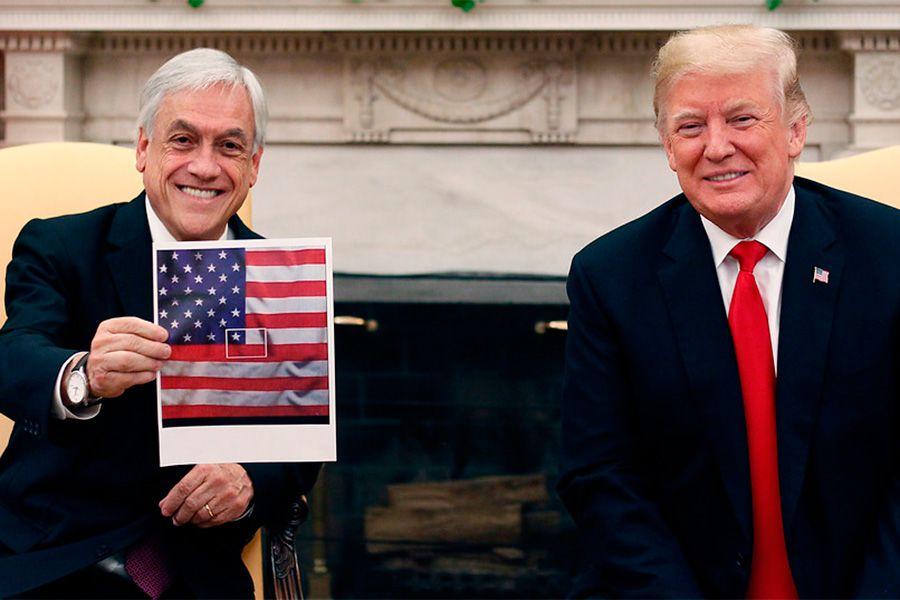 Piñera ed altri virus all'attacco