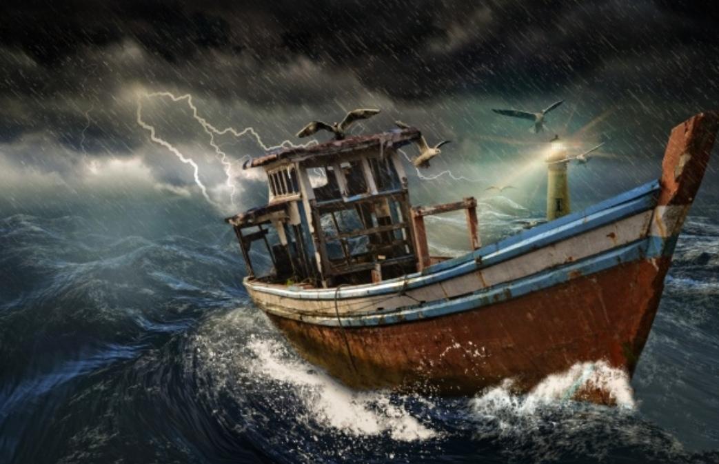 Siamo tutti sulla stessa barca