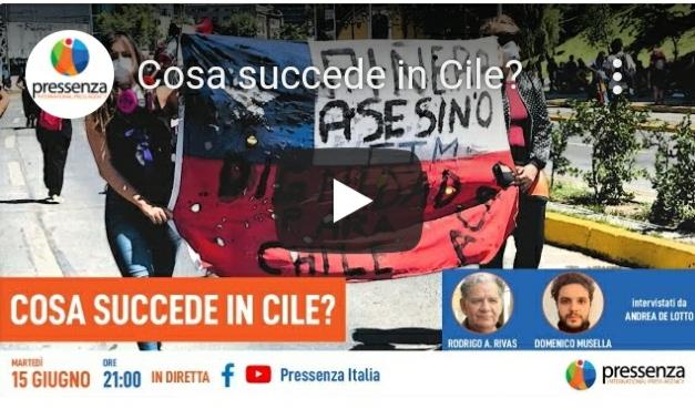 Democrazia, rivolta e Costituzione. Che succede in Cile?